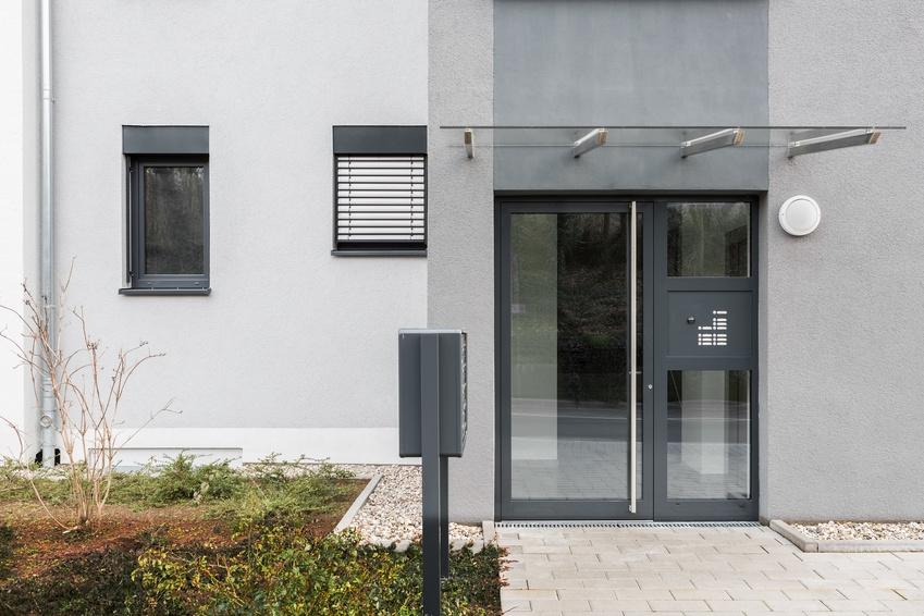 Wohnung Haustr Eingang